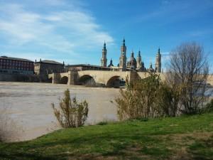 Puente de Piedra de Zaragoza (s.XV)