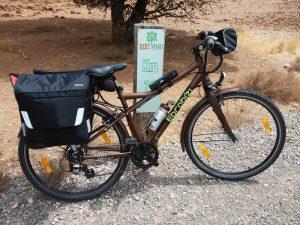 Bicicleta eléctrica Neomouv Montana para Cicloturimo