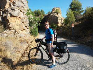 Vía Verde en bicicleta eléctrica (Ebrobizi)