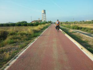 Vía Verde Xurra (Valencia).