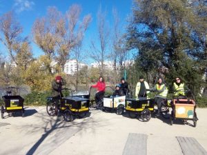 Triciclos eléctricos PopRail