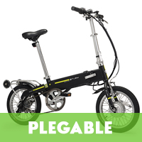 Venta de bicicletas eléctricas plegables