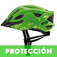 Venta de accesorios para bicicletas eléctricas: cascos y kit antipinchazos