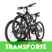 Venta de accesorios para bicicletas eléctricas: portabicicletas